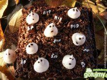 Ciasto dyniowe - cmentarz