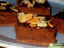 Ciasto dyniowe jak brownie