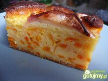 Ciasto dyniowe z jabłkiem