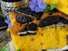 Ciasto dyniowe z oreo