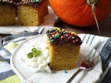 Ciasto dyniowo-cytrusowe
