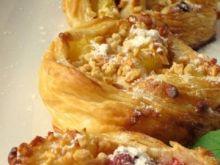 Ciasto francuskie - gniazdka