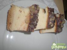 Ciasto francuskie z masą i gruszkami
