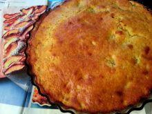 Ciasto gruszkowe z imbirem