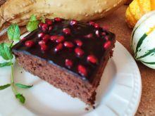 Ciasto gryczane z dynią