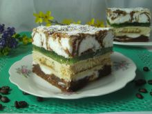 Pyszne ciasto Hrabina