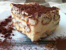 Ciasto irish cream bez pieczenia