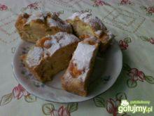Ciasto jabłkowe z rodzynkami 2