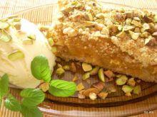 Ciasto jesienne z jabłkami i dynią