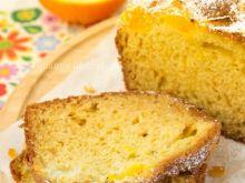 Ciasto jogurtowo-pomarańczowe