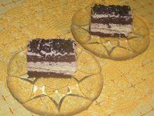 Ciasto kakaowe z masą