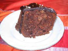 Ciasto kakaowo-bakaliowe