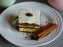Ciasto kapitańskie(bez pieczenia)