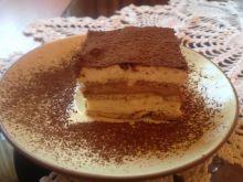 Ciasto karmelowe bez pieczenia