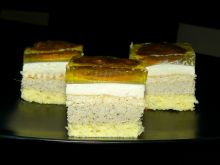 Ciasto 'Kawa z Karmelem'