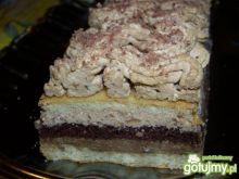 Ciasto kawka z capucino