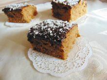 Ciasto kawowo-cukiniowe z kokosem
