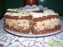 Ciasto kawowo - kokosowe