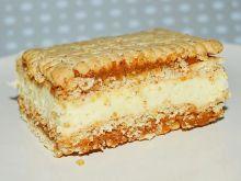 Ciasto kinder bueno z krówką i kokosem