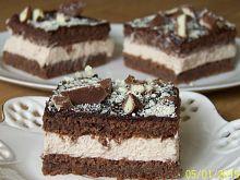 Ciasto kinder chocolate