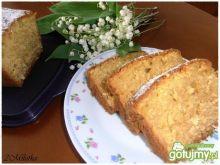 Ciasto kokosowe z cytrynową nutą