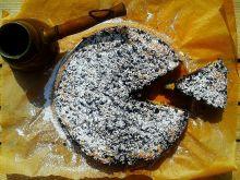 Ciasto kokosowo-jagodowe