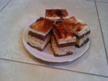 Ciasto kokosowo śmietankowe