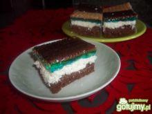 Ciasto kolorowe madi