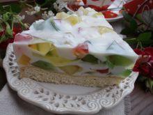 Ciasto ,,Kolorowe szkiełko ''