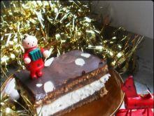Ciasto korzenne z bitą śmietaną