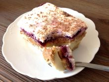 Ciasto kremowe bez pieczenia