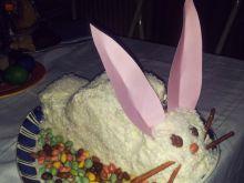 Ciasto- królik wielkanocny