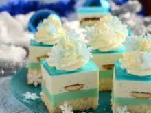 Ciasto Królowa Śniegu