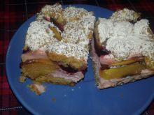 Ciasto kruche z chia i owocami
