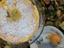 Ciasto kruche z gruszkami