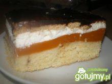 Ciasto Kubusiowe z herbatnikami