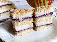 Ciasto łabędzi puch bez tłuszczu