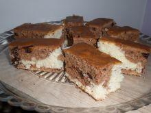Ciasto łaciate z białek