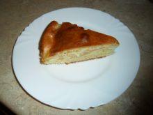 Ciasto lane z jabłkami