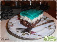 Ciasto lazurowe wybrzeże