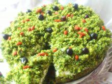Ciasto Leśny mech Di