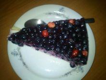 Ciasto letnie z borówkami Mariel