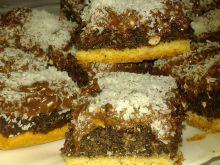Ciasto makowe na kruchym spodzie