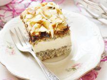 Ciasto makowe z masą serową