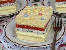 Ciasto marchewkowa bajka