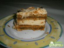 Ciasto marchewkowe z kremem karpatka