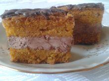 Ciasto marchewkowe z kremem maślanym