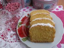 Ciasto maślane z rumowo-cytrusową nutką