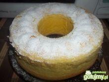Ciasto migdałowo cytrynowe