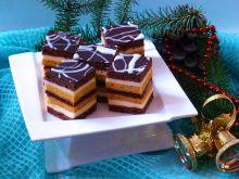 Ciasto miodowe z dynią
